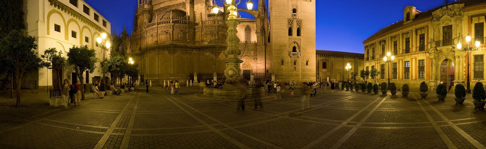 Tour guiado en Sevilla