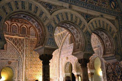 Tour de los monumentos de Sevilla