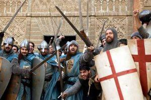 Reino de los cielos. Películas rodadas en Sevilla