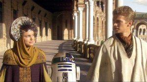 Star wars. Películas rodadas en Sevilla