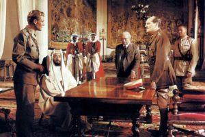 Lawrence de Arabia. Películas rodadas en Sevilla