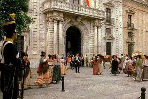 Carmen. Películas rodadas en Sevilla