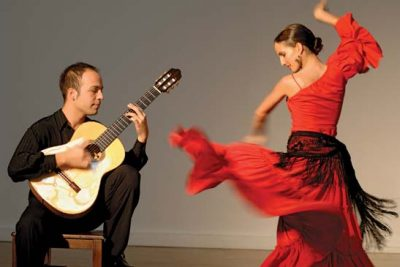 Tour por Santa Cruz y flamenco