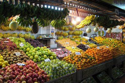 local market tour in Seville