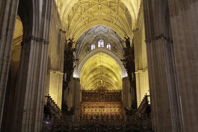 Que ver en Sevilla. 10 imprescindibles de Sevilla. Catedral de Sevilla