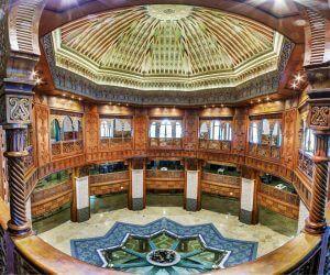 Que ver en Sevilla. 10 imprescindibles de Sevilla. Pabellón de Marruecos