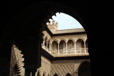 Visita guiada Alcázar y tour de las azoteas