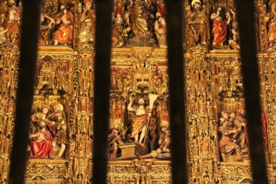 Seville Cathedral guided tour in private