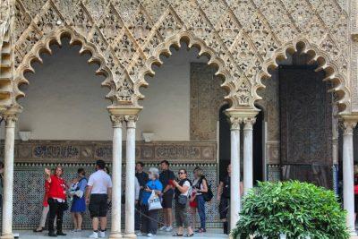 Visita guiada Alcázar de Sevilla en privado